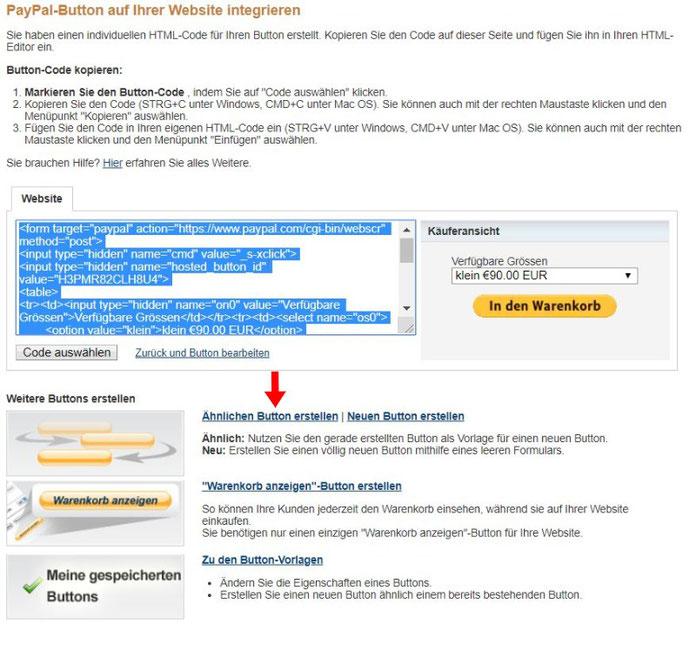 Kostenloser Onlineshop - Anleitung Bild 13