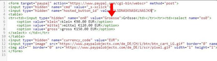 Kostenloser Onlineshop - Anleitung Bild 12