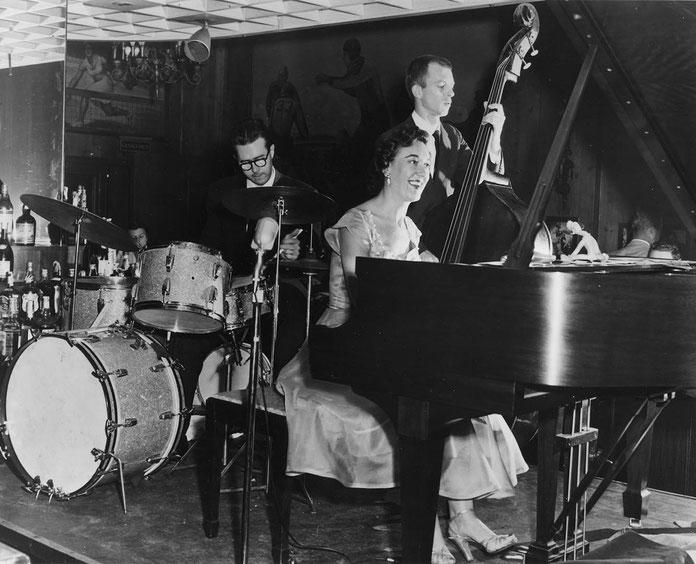 Marian McPartland Trio Hickory House 1956