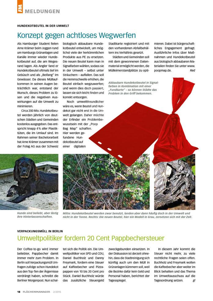 Der Flächenmanager 2/2015 (Print)