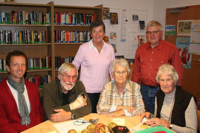 2009 Gründung der Selbsthilfegruppe