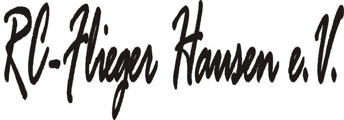 RC-Flieger Hausen e.V. bei Geltendorf