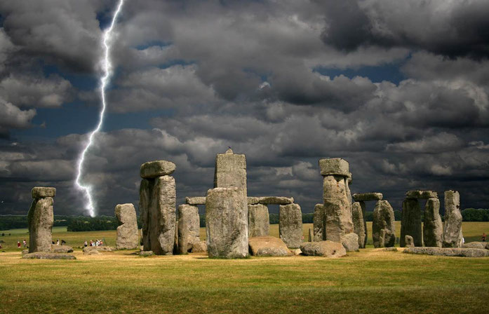 Stonehenge, temple du temps