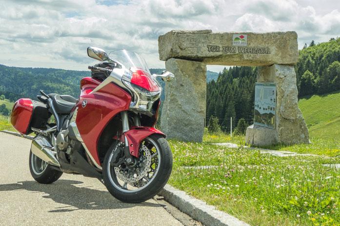 Das Tor zum Wehratal