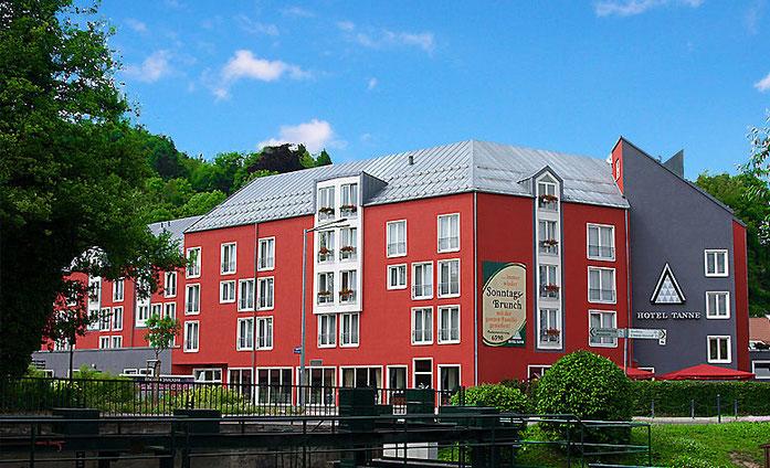 Unser Tourhotel für Pfingsten 2016 - Hotel Tanne in Ilmenau