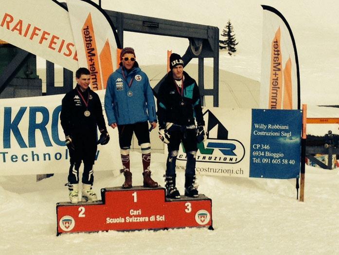 SL Carì - Campionati ticinesi 2. Mattia Ballarin U16