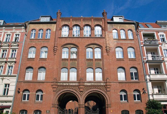Die größte Synagoge Deutschlands in der Rykestraße in Berlin, Kurtz Detektei Berlin.