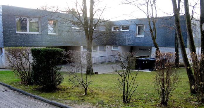 Das Heim in der Wiesenstraße.  (Bild: k.s)