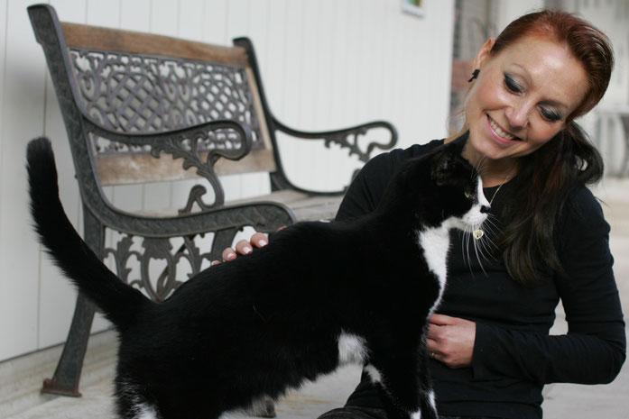 Marie Rademaker, Kattentrimsalon, Kattengedragsconsulent, Kattenoppas
