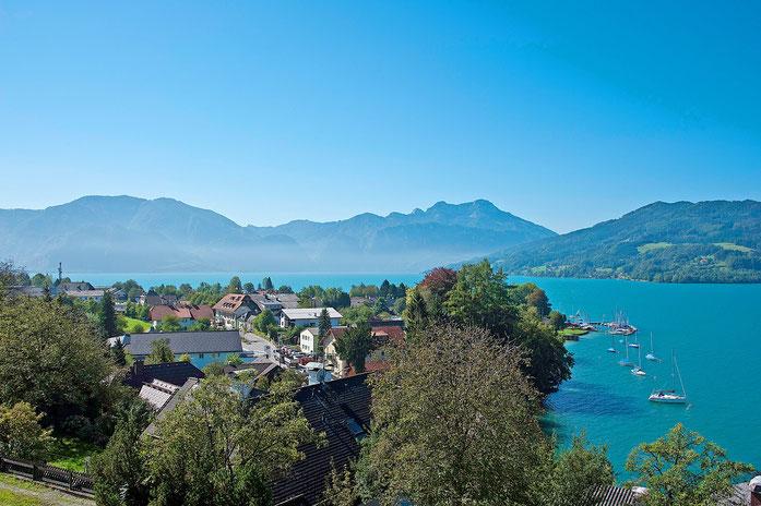 Urlaub an den schönsten Seen Österreichs. Im Salzkammergut ist es möglich!