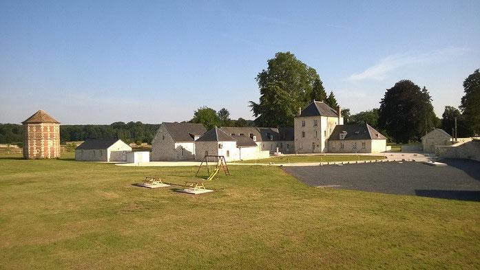 village de 6 gîtes à Villers-Cotterêts