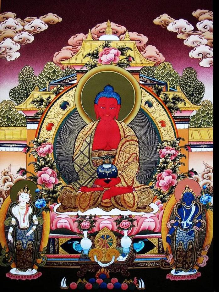 Amitabha Bouddha