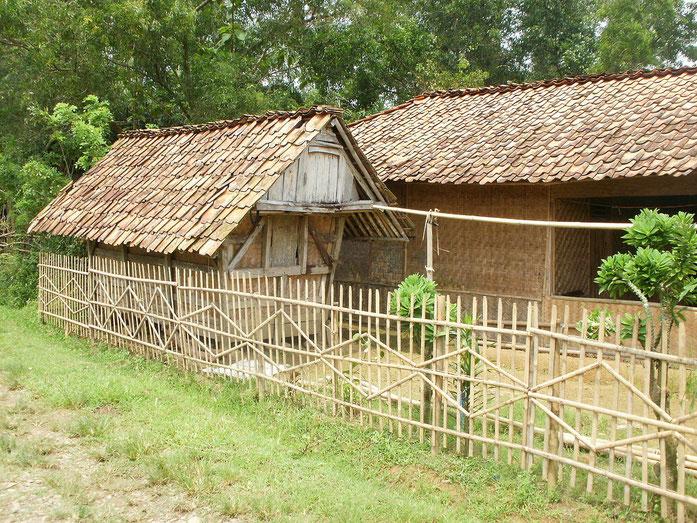 «Konstruksi bambu» par id:user:Blue tooth7 — id:Bambu. Sous licence CC BY-SA 3.0 via Wikimedia Commons - https://commons.wikimedia.org/wiki/File:Konstruksi_bambu.jpg#/media/File:Konstruksi_bambu.jpg