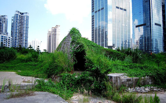 « Bug Dome by WEAK! in Shenzhen » par Movez — Travail personnel. Sous licence CC BY-SA 3.0 via Wikimedia Commons - https://commons.wikimedia.org/wiki/File:Bug_Dome_by_WEAK!_in_Shenzhen.jpg#/media/File:Bug_Dome_by_WEAK!_in_Shenzhen.jpg