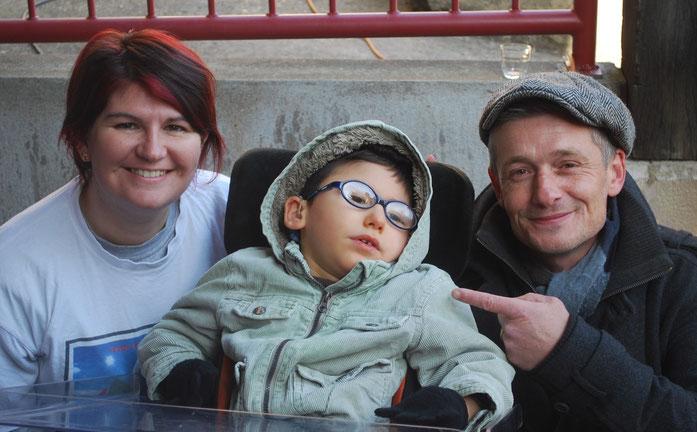 Nolan, Vanessa et Petit Crucq