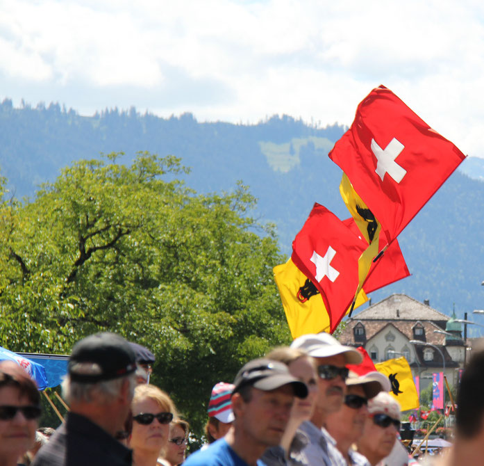 Eidg. Jodlerfest 2011 in Interlaken