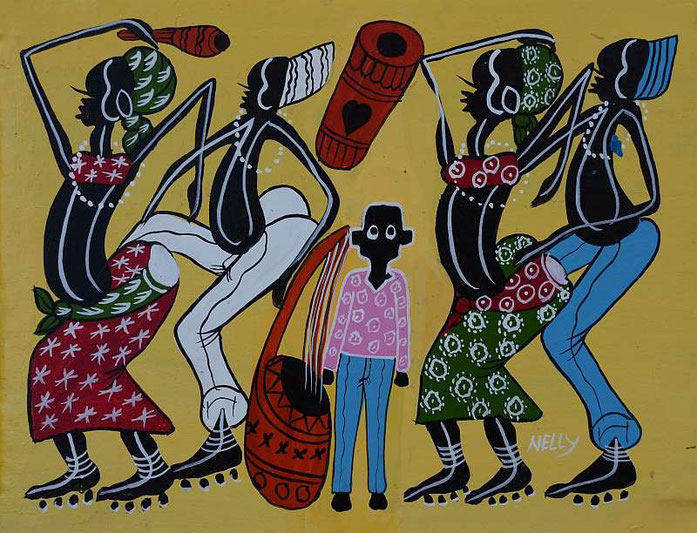 ARTWORKS from TANZANIA - The-NALA-Project