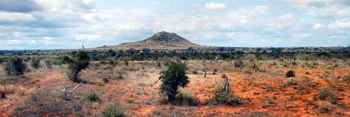Parco Nazionale Tsavo Est