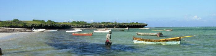 Mayungu - Spiaggia