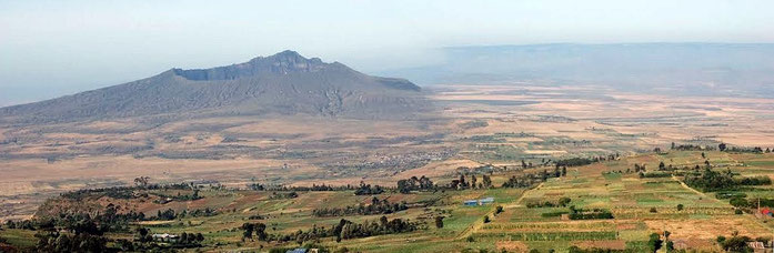 Monte Longonot - Rift Valley