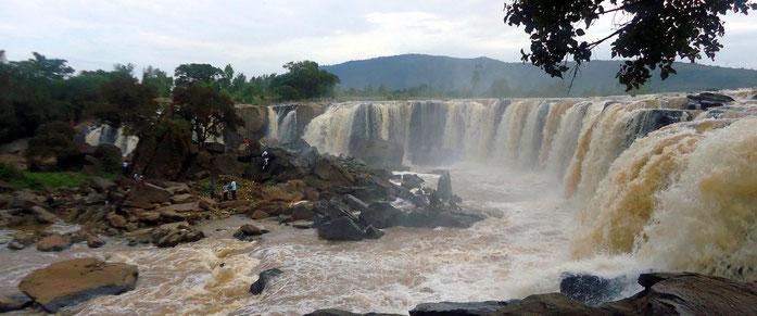 Athi-Galana-Sabaki River - Fourteen falls Thika