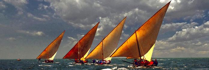 Lamu - Dhow