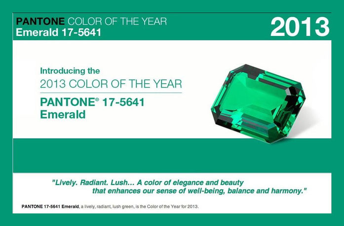 Perltrend Trend Farben 2013