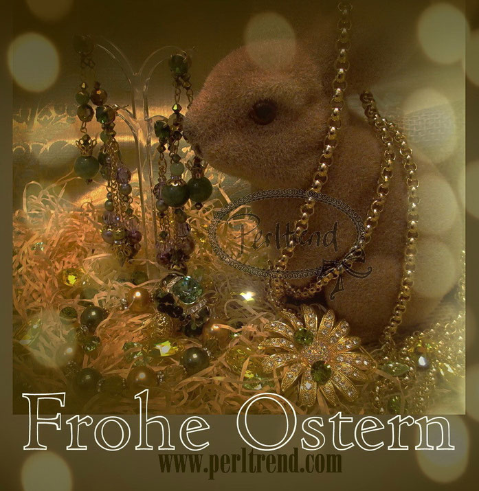 www.perltrend.com Frohe Ostern 2016