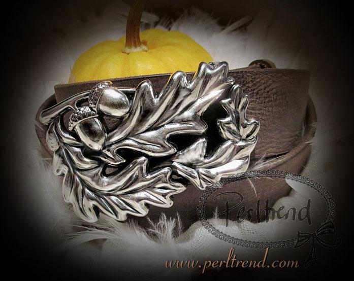 www.perltrend.com Accessoires Gürtelschnallen zum Auswechseln Herbst