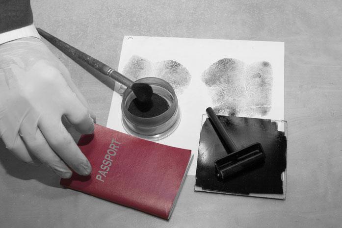 Daktyloskopie; Detektei Bremen, Privatdetektiv Bremen, Detektiv Bremen, Wirtschaftsdetektei