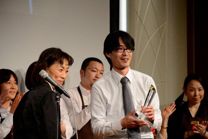 """La """"Cheese Professional Association"""" (CPA) tient cet événement. Rumiko Honma en est la présidente, principale organisatrice. Elle est aussi présidente de la fromagerie """"Fermier""""."""