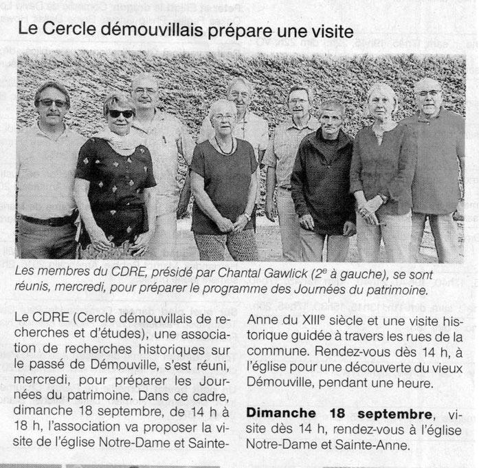 Ouest-France 10/09/2016