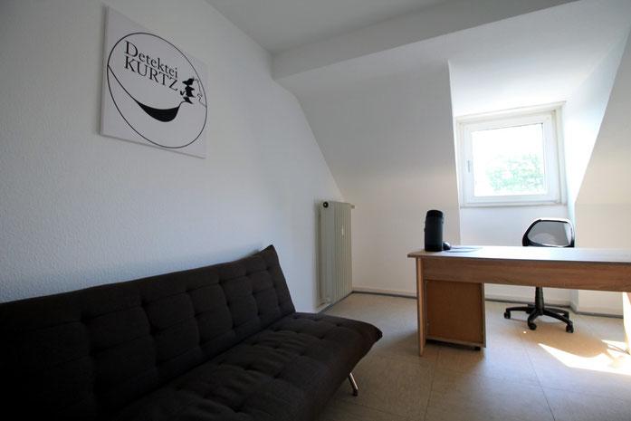 Gerne können Sie uns nach Terminabsprache in unserem Detektivbüro in Bonn-Bad Godesberg besuchen.