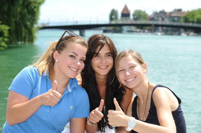Der Bachelorstudiengang Gesundheits- und Tourismusmanagement bietet tolle Perspektiven