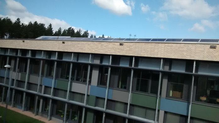 Grundschule Niederheide in Hohen Neuendorf, als Plus-Energie-Gebäude geplant und mit DGNB-Gold Auszeichnung
