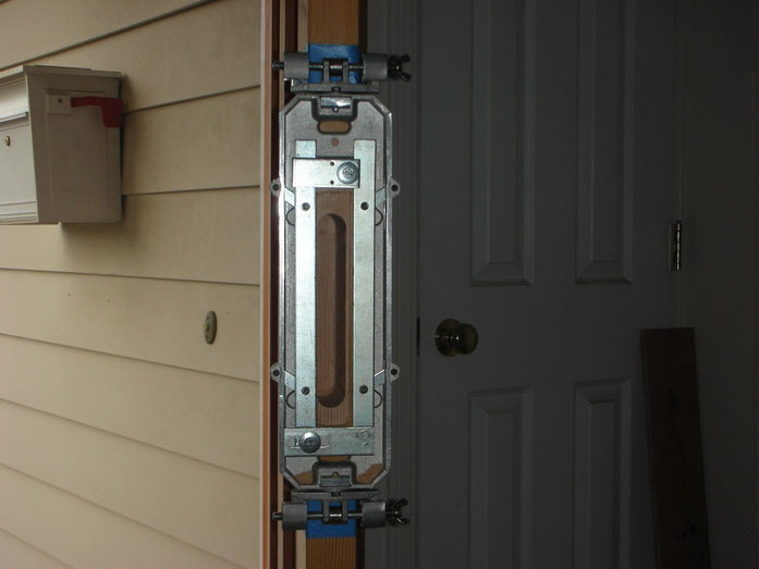 Locksmith Santa Cruz Installation Photos A 1 Deadbolt Amp Door