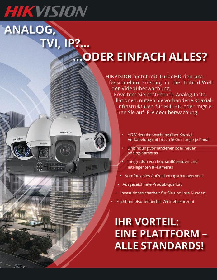 Videoüberwachung - ixet e.K. Systemhaus für Kommunikationslösungen