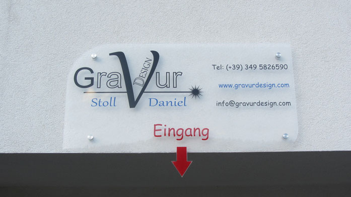 Bild: Südtirol Gravur Design - Stoll Daniel