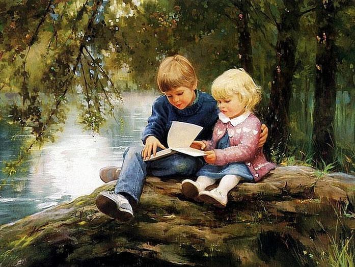 Хорошие книги - друзья навсегда