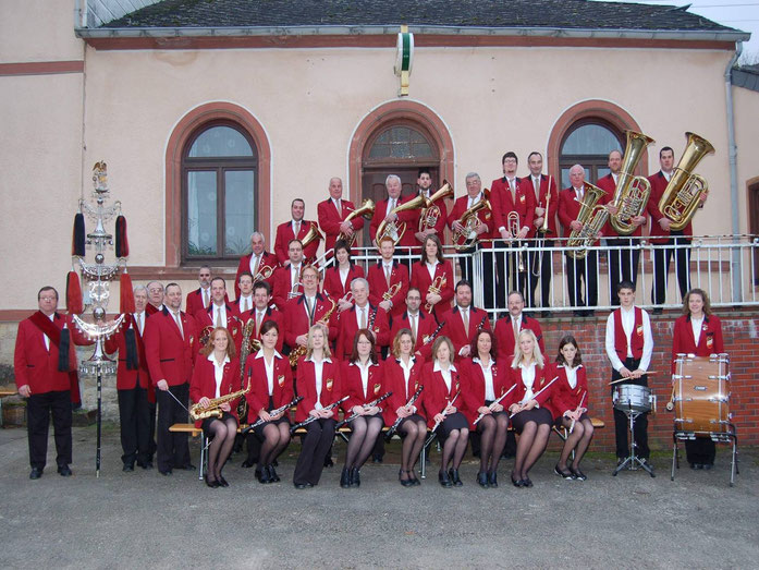 2006 - Gruppenfoto zum 100. Jubiläum