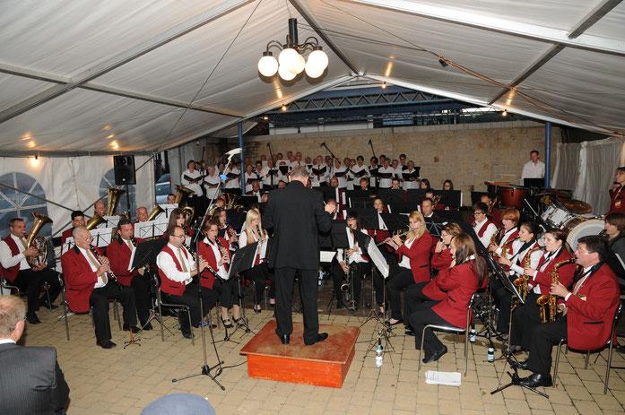 2011 - Musikalische Eröffnung der Kirmes