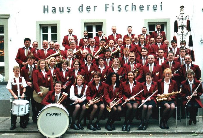 2001 - Aufnahme zum 95. Geburtstag