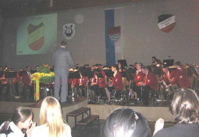 2006 - Jubiläumskonzert in Wasserliesch