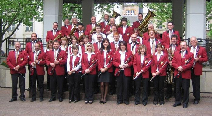2007 - Konzert auf dem Place d'Armes in Luxembourg am 13. Mai