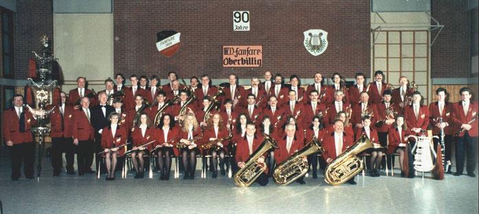 1996 - 90-jähriges Stiftungsfest