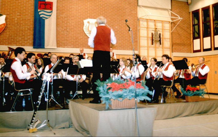 1995 - Konzert in der Mehrzweckhalle Wasserliesch