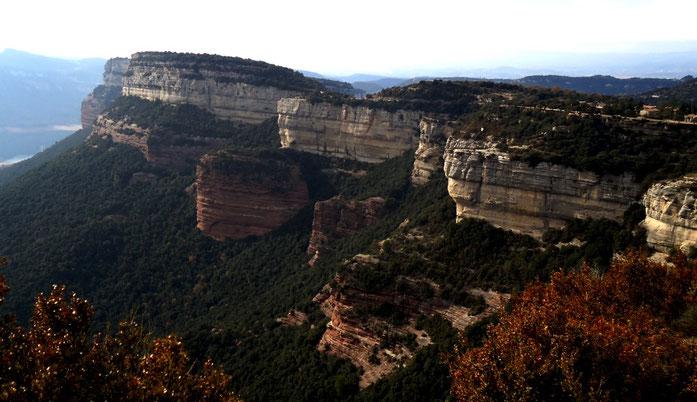 Тавертет - живописнвые места Каталонии