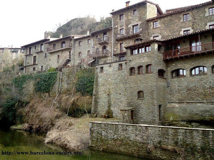 Рупити - живописные места Каталонии