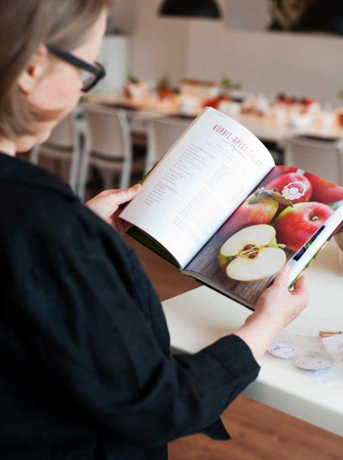 Alles was sie beim Einkauf von Obst und Gemüse wissen müssen. Mit vielen köstlichen Rezepten