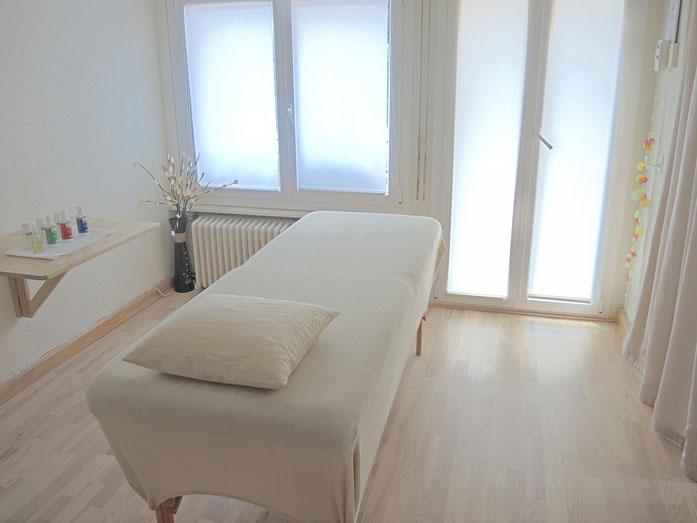Massage practice - Massage pro santé 10 minutes walk from Geneva Airport